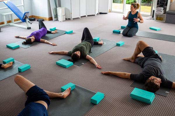 YOUtherapies yoga