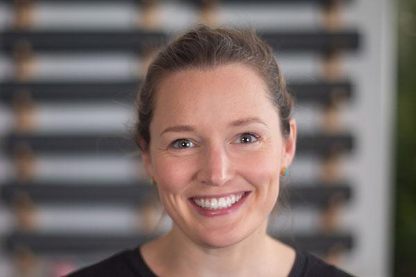 Aideen Coates-Farrell Registered Physiotherapist